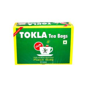 tokla tea 50bags