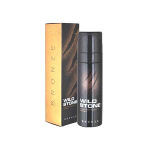 wild stone body spray bronze 120ml