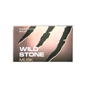 wild stone musk deo soap 125g