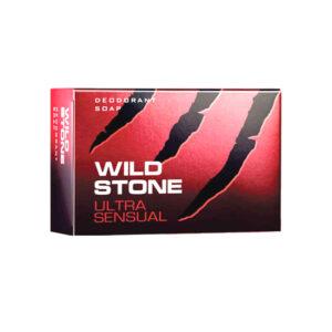 wild stone ultra sensual soap 125g