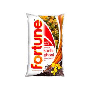 fortune-kachi-ghani-mustard-oil-pouch-1ltr