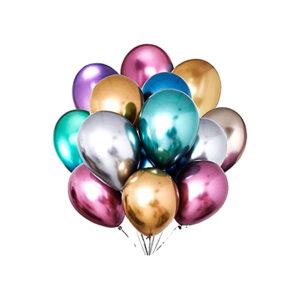 party-props-chrome-balloons-6pcs