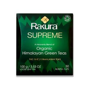 rakura-supreme-himalayan-organic-green-tea-100g